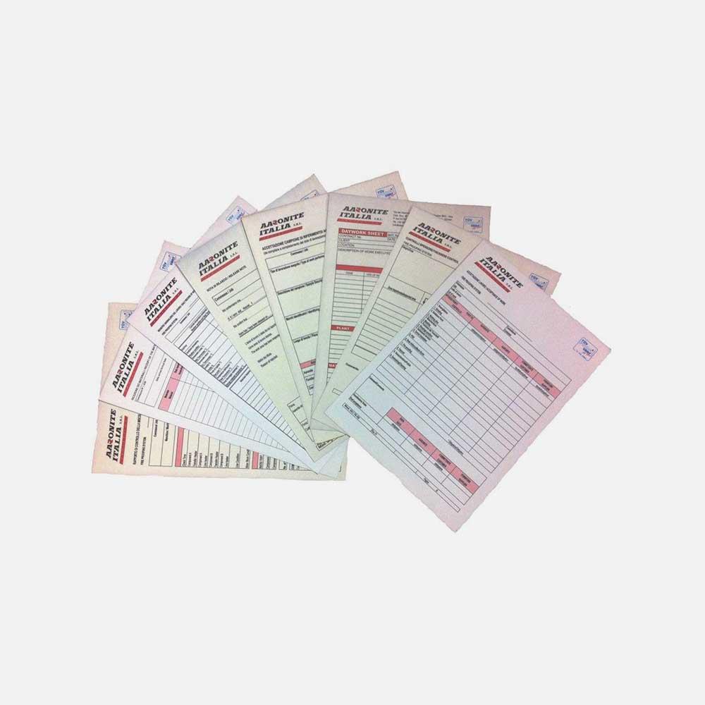 aaronite certificazioni cerfifications