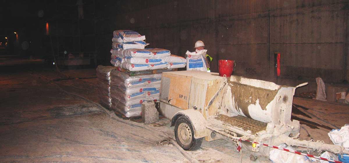 intonaci-alleggeriti-spruzzati fireproofing